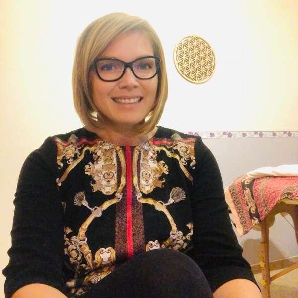 Marina Giusti Naturopata consulto in presenza