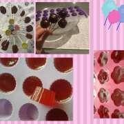 Caramelle gelatina di frutta